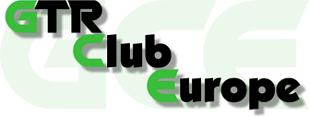 GTR Europe Logo